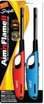 Scripto Aim 'n Flame II Multi-Purpose Utility Barbecue Lighters