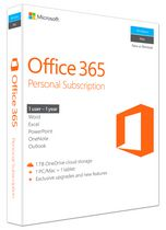 Microsoft Office 365 Personal, English