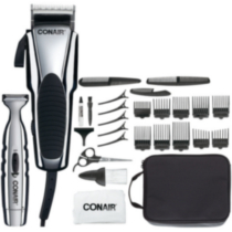 Conair 27 Piece Deluxe Combo Haircut Kit