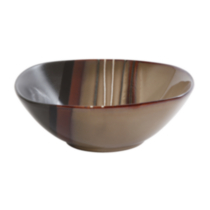 hometrends Bazaar Brown Bowl