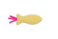 Catit Catnip Dental Chew Toy - Fish Shape