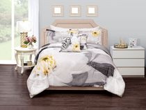 hometrends Peoni 5-Piece Bedding Set Double/Queen