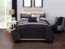Mainstays reversible microfiber comforter set - Ensemble literie 160x200 ...