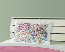 Mainstays Kids Photo Real Candy Pillowcase