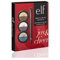 e.l.f.  Desk to Dinner Eyeshadow Set