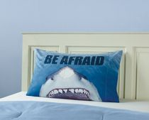 "Mainstays Kids Photo ""Be Afriad"" Pillowcase"