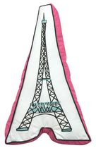 Mainstays Kids Eiffel Tower Décor Pillow
