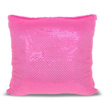 Mainstays Kids Pink Sequins Decor Pillow
