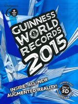 Guinness World Records 2015 Inside: All-New Augmented Reality