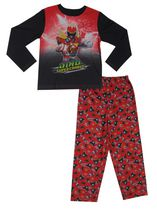 Saban Power Ranger Boys' 2 Piece Sleep Pyjama Set 6X