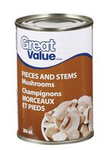 Great Value Pieces & Stems Mushrooms