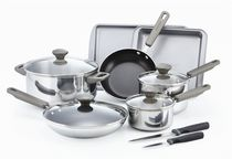 Farberware® 13-Piece Non-stick Cookware Set