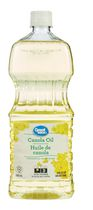 Great Value Canola Oil