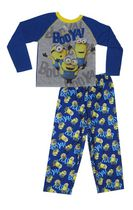 Universal Minions Boys' 2 Piece Sleep Pyjama Set 6