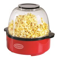 Nostalgia Electrics Stir Pop Popcorn Maker