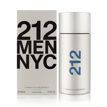 Carolina Herrera 212 Eau De Toilette Spray For Men 200 ml