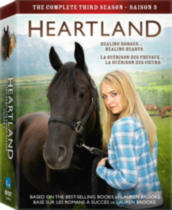 Heartland – Complete Season 3 (DVD)