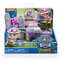 Paw Patrol Jungle Rescue Skye's Jungle Copter Toy Vehicle