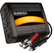 Duracell 400 Watt High Power Inverter