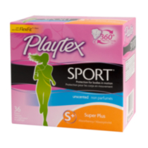 Playtex® Sport™ Super Plus Unscented Tampons 36 Count