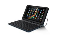 "Polaroid 9.1"" Tablet with Folio Case Keyboard Bundle in Blue"