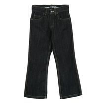 George Boys' Dark Wash Boot Cut Jeans 16