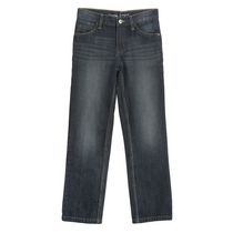 George Boys' Straight Fit Jeans 16