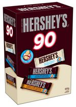 Hershey's Assorted Chocolate Lovers Peanut Free Chocolate Bars