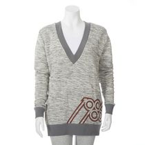 g21 Women's V-neck Fleece Tunic S/P