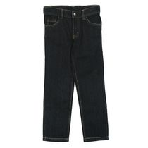 George Toddler Boys' Slim Fit Denim Pants Dark Blue 2T