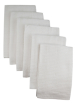 Mainstays Bar Mop Kitchen Towel 6 pack