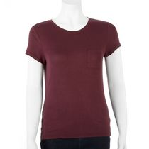 g:21 Women's Short Sleeved Pocket Tee L/G