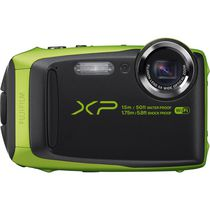 Fujifilm FinePix XP90 EC Digital Camera Lime