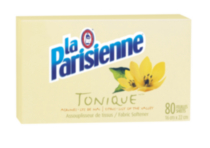 La Parisienne Tonique Sheets Fabric Softener