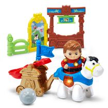 Vtech Go! Go! Smart Friends® Royal Adventure Horse Playset - English Version