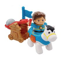 Vtech Go! Go! Smart Friends® Royal Adventure Horse Playset - French Version