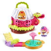 Vtech Go! Go! Smart Friends® Secret Blossom Cottage Playset - French Version