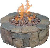 Bond Manufacturing Bond Pinyon Outdoor Gas Fire Pit