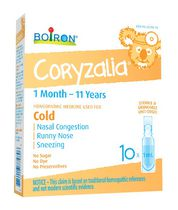 Boiron Coryzalia 10 Doses for children