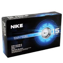 Mulligan Nike Tour Model 15 Golf Balls Pack