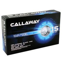 Mulligan Callaway Tour Model 15 Golf Balls Pack