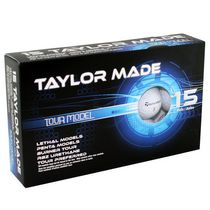 Mulligan TaylorMade Tour Model 15 Golf Balls Pack