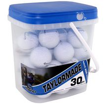 Mulligan TaylorMade 30 Golf Balls Bucket