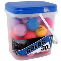 Mulligan Multi Color 30 Golf Balls Bucket