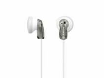 Sony Earbud Headphones White