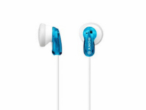 Sony Earbud Headphones Blue