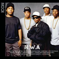 N.W.A - Icon Series: N.W.A (Explicit)