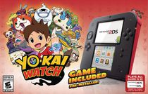 Nintendo 2DS with Yo-Kai Watch Bundle