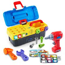 Vtech Drill & Learn Toolbox Interactive Learning Toy - English