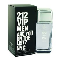Carolina Herrera 212 VIP Eau De Toilette Spray For Men 200 ml